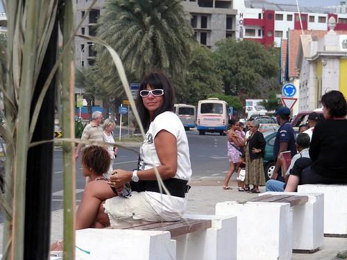 Hot Girl of Sao Vicente!