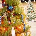 Candy Bomber Christmas Tree - color