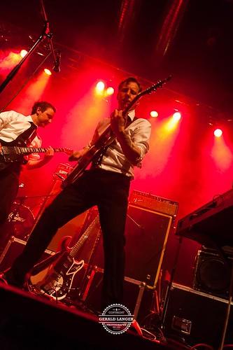 Rockformation Diskokugel - Centralstation Darmstadt 2012 © Gerald Langer