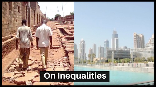 On Relative and Somewhat Distasteful Inequalities