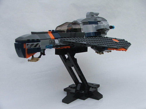 scout fighter type Xt 1-0-1