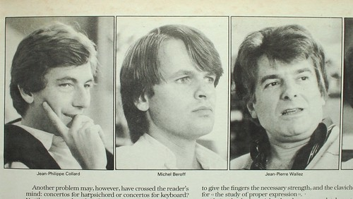 Michel Beroff, Jean-Philippe Collard, Jean-Pierre Wallez