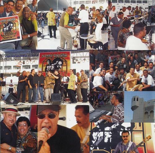 Bobby Valentin  ¡En Vivo! 35 Aniversario Vuelve A La Carcel