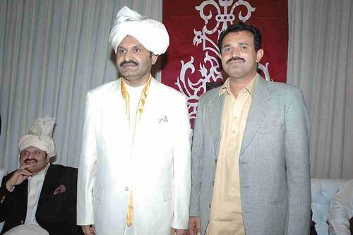 Sardar Ali Gohar Khan Mahar & Syed Mahtab Hussain Shah Bukhari