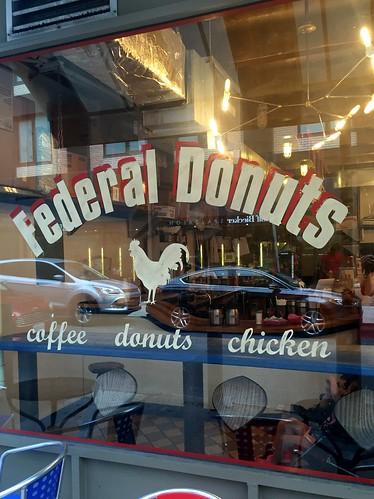 Philadelphia - Center City: Federal Donuts
