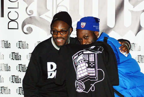 Photos from the DC Loves Dilla Celebration at the U  Street music hall