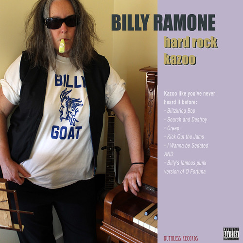083/365 Little Known Cousin of Joey Ramone Launches Her First Album