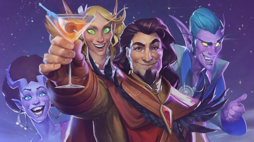 Frodan and Senior Producer Yong Woo to hold a One Night in Karazhan livestream
