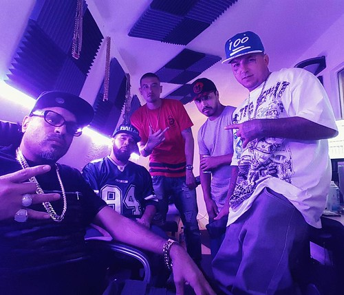 You already know we MUSIC HUSTLIN!!! @yung_ro_214 @Billy_Staccs @lil_norby @soloyetsohigh #norbyegavizion #ghettohousemuzikstudios #djlilnorby