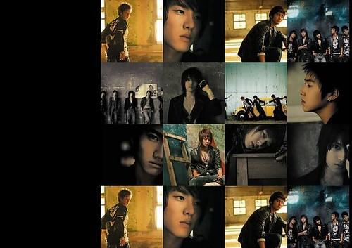 DBSK -  DONG BANG SHIN KI - TVXQ - THSK