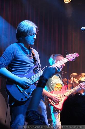 Transatlantic (Neal Morse Band + The Flower Kings) @ Boerderij, Zoetermeer, 6 March 2013 [DSCF2277]