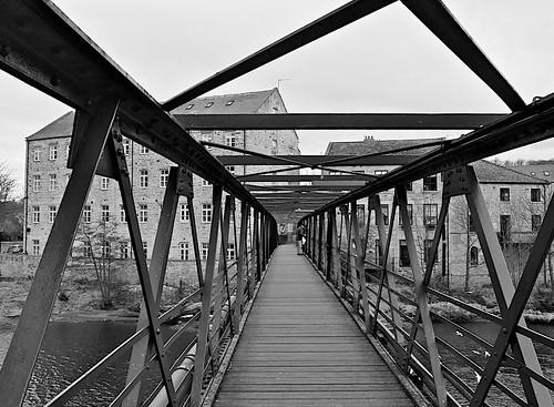 Thorngate Bridge / The Geen Bridge .