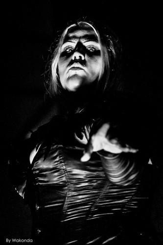 Mistress of the Dark.