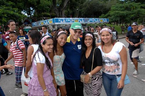 Arolde de Oliveira no Louvorzão da 93 FM