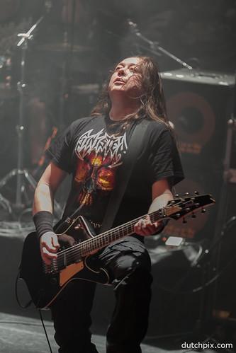 Trojan Metal Fest - 7 april 2013 @ Paard van Troje