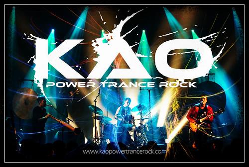 KAO Power Trance Rock