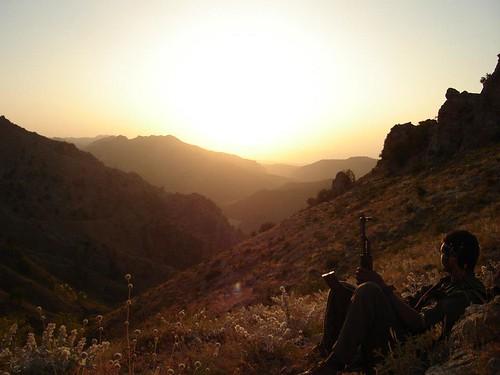 The Land of holy Sun: Kurdistan PKK