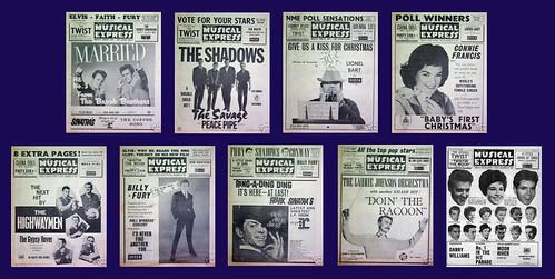 NME - November 1961 - December 1961