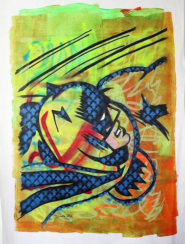 Batman by Dillon Boy