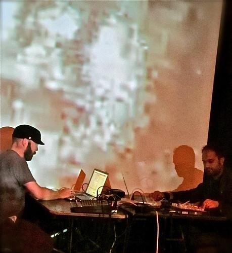XAMBUCA & Saifir at the 18th Annual Olympia Experimental Music Festival