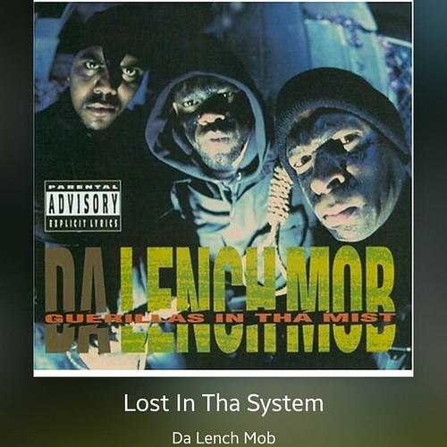MORNING SONG WITH THE DA LENCH MOB #MORNINGMUSIC #YAS #guerillasaintgangstas