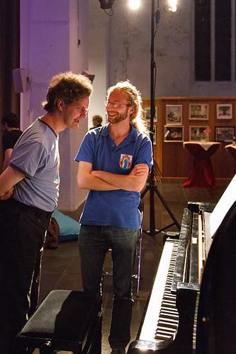Gaudeamus Muziekweek 2012 - Dante Boon & Samuel Vriezen