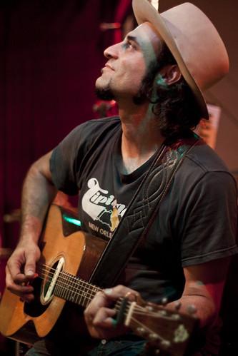 Tawny Ellis at Eagle Rock Music Festival 2012