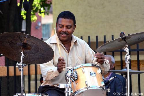 Craig McIver, Odean Pope Quartet, A Jazz Tribute: Celebrating the Life of John Coltrane, Church of the Advocate