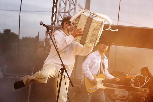 Фёдор Чистяков - Rock  Festival Spb Russia Summer2011