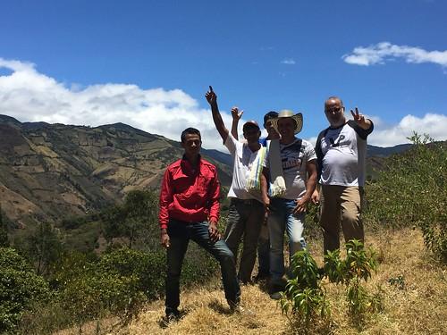 With three generations of Lopez farmers at Finca La Murgas