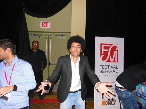 2012-11-10 Festival Sefarad SAMIR SHUKRY 0135