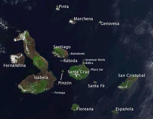 Galapagos Island *description* by Jan (walking with my chibi).