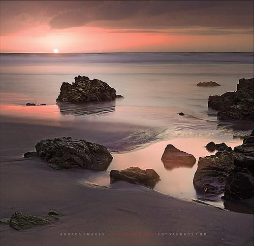 LA CARICIA DEL MAR  // The caress of the sea