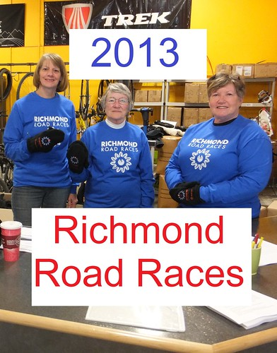 2013 Richmond Road Races - Photos & Results of the Runners and Walkers