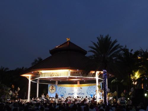 Lumphini Lumpini Park Concert in the Park Bangkok Thailand Thai