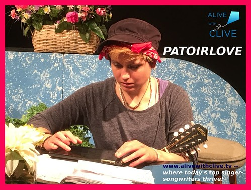 Patoirlove on Alive with Clive -- Organizing the beats