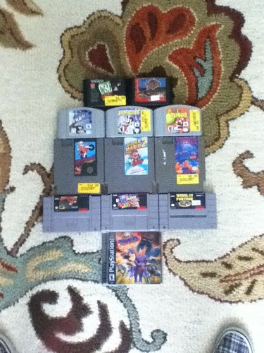 Video Game Collection Update (01/03/2013)