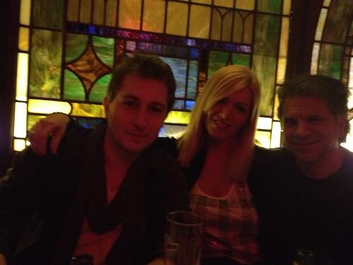 Steve, Katerina Topazis, Spyros Exaras
