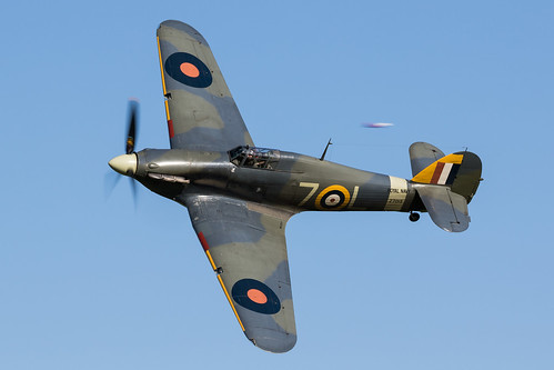 Hawker Sea Hurricane 1b Z7015