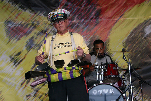 Stooges Brass Band, New Orleans Jazz and Heritage Festival, Friday, May 3