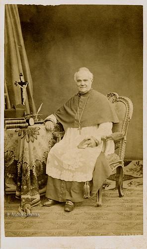 Ascoli com'era: gente d'Ascoli, il Cardinale Filippo De Angelis (1861)