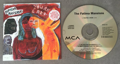 The Fatima Manisons: You're a Rose