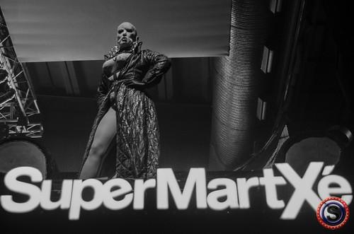 SuperMartXé Porno Star in Fabrik, April 2013