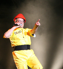 Devo Rocks Belly-Up This Week. Video At Right Now...Michael Pilmer/Devo-Obsesso Reporting