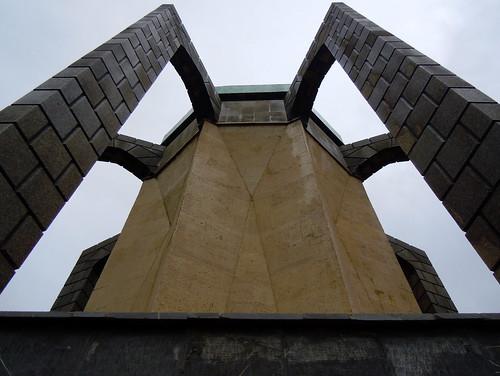 Mausoleum tentacles