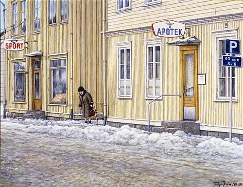 Asen, Tage (1943- ) - 1986-87 Friskvard - Healthcare