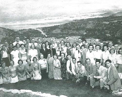 1952 Staff Photo