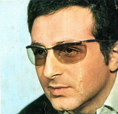 The 1960s-1964 ad for Sol-Amor sunglasses