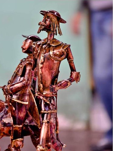 Dom Quixote e Sancho