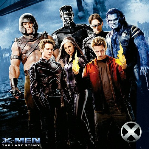 X-Men and the Brotherhood